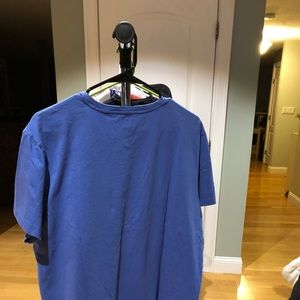 Men's Polo Ralph Lauren blue t-shirt size large